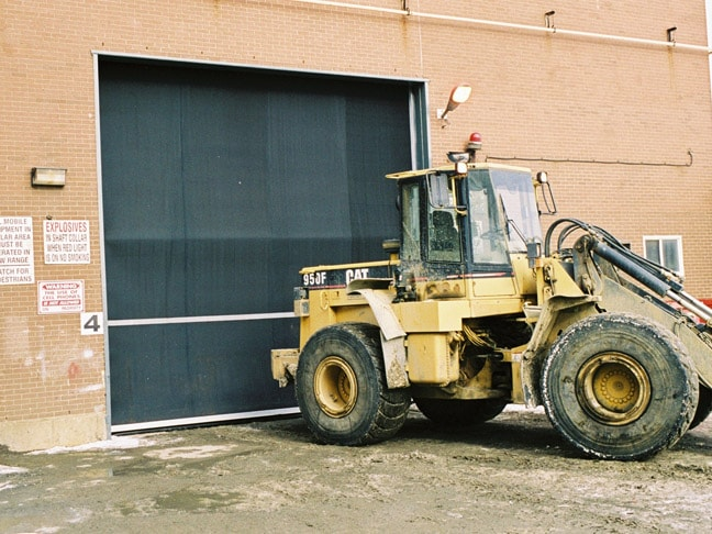 Years of Industrial and Commercial Door Experience