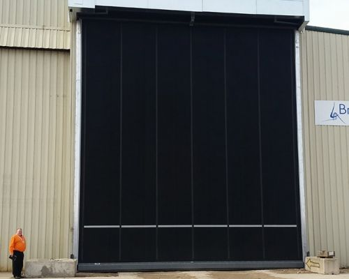 Extra Large Size Rubber Door