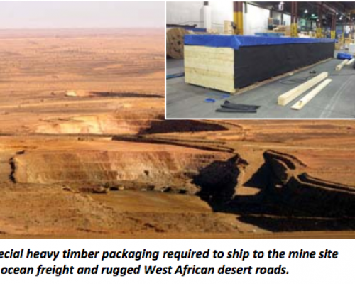 Catch Up With TNR! Case Study: KINROSS Tasiast Mine