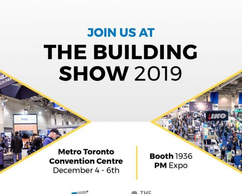 Join TNR Doors At The Building Show 2019