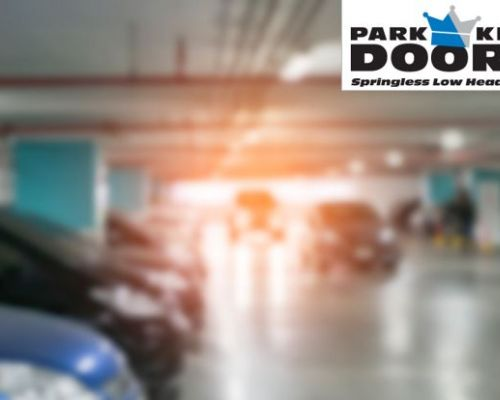 Four Benefits of Installing Rubber Doors in Your Parking Garage