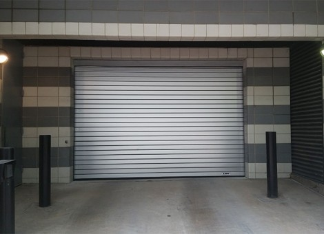 HSR 007 High Speed Rolling Aluminum Door