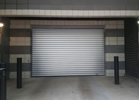 HSR 007 High Speed Rolling Aluminum Door