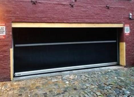 TNR Springless Low Headroom Industrial Door