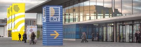 R+T trade fair in Stuttgart, Germany